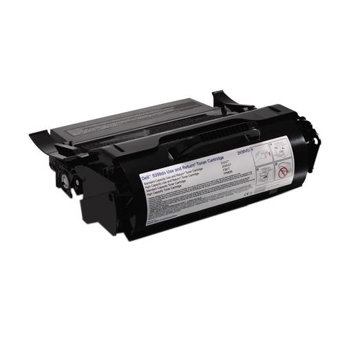 Dell Toner 5350dn Black 30k Use And Return 593 11052