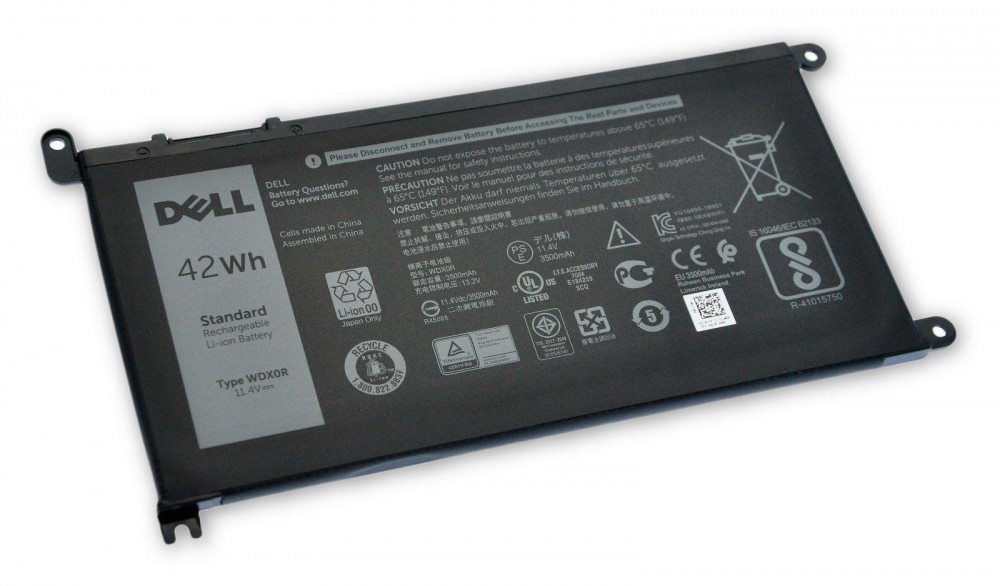 Dell Battery 3-cell 42W/HR LI-ION for Inspiron NB