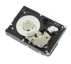Dell 2TB 7.2K RPM SATA 6Gbps 3.5in Cabled Hard Drive CusKit