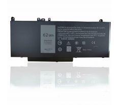 Dell Baterie 4-cell 62W/HR LI-ON pro Latitude E5x70 451-BBUQ HK6DV, 79VRK, 7V69Y, TXF9M, K3JK9, CHWGG, J8FXW, 6MT4T