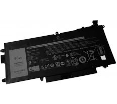 Dell Baterie 4-cell 60W/HR LI-ON pro Latitude NB