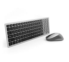 Dell Multi-Device Wireless Keyboard and Mouse Combo KM7120W 580-AIWQ KM7120W-GY-CSK