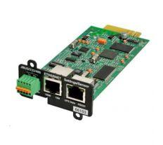 Síťová karta pro Eaton UPS, MS Web, SNMP a ModBus, pro Evolution, EX, MX, EX RT, 5PX, 5130, 9135