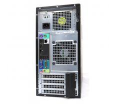 Game computer Dell OptiPlex 9010 MT i5-3340 / 8GB / 240GB SSD + 500GB / GF GTX1060 / Win10Pro / 1 year REPAS.9010MT.002