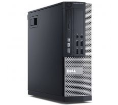 Dell OptiPlex 9020 SFF i5-4570 / 4GB / 240GB SSD / Win10Pro / 1 rok