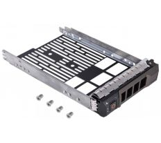 "Refubrished Dell caddy for SATA/SAS HDD to a PowerEdge server 3.5"" F238F.REF X968D"
