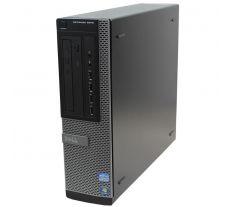 Kancelářská PC sestava Dell OptiPlex 9020 + monitor P2312H + klávesnice, myš a webkamera REPAS.9020SFF.009/SET