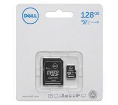 Dell 128 GB Class 10 MicroSDXC karta s SD adaptér