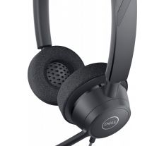 Dell Pro Stereo Headset WH3022 520-AATL DELL-WH3022, 520-AATF, HVT37