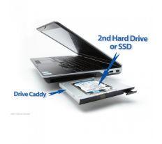 Dell rámeček pro sekundární HDD do Media Bay šachty pro Latitude E6440, E6540 2FMSH