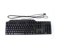 Dell KB-522 Wired Business Multimedia Keybord CZ USB 580-17678 KB522-BK-CZE, 580-17678, P8N58, 472F0, N7H6P