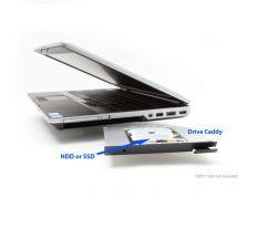 Dell rámeček pro sekundární HDD do Media Bay šachty pro Latitude E6320, E6420, E6520 2BSKM