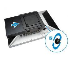 Dell držák Dual VESA pro OptiPlex Micro PC 482-BBBQ 492-BBMK