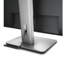 Dell monitor U2715H WQHD LCD / 6ms / 1000:1 / 2560x1440 / 2xHDMI / DP / mini DP / USB 3.0 / IPS panel / tenký rámeček / černý U2715H 210-ADSO