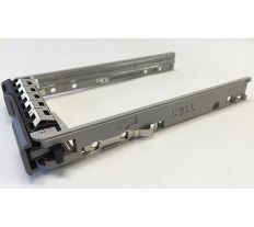 """Dell caddy for SATA/SAS HDD to a PowerEdge server 2.5"""" 8FKXC NTPP3"""