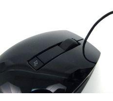 Dell laserová myš s posunovacím kolečkem (6 tlačítek) černá 570-10523 49TWY
