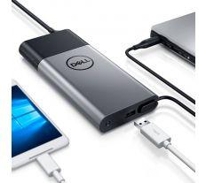Dell hybridní adaptér + zdroj power bank USB | PH45W17-BA 450-AGHK