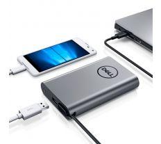 Dell hybridní adaptér + zdroj power bank USB-C | PH45W17-CA 450-AGHQ